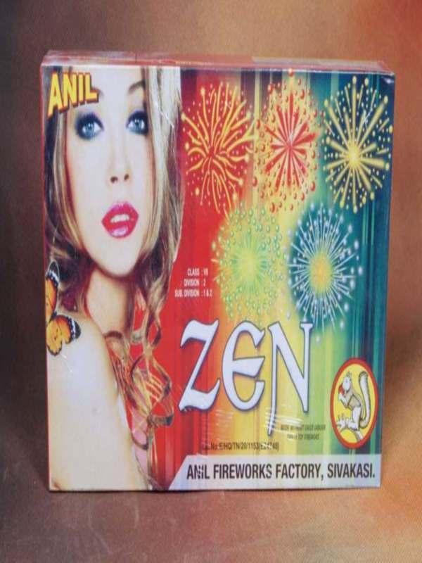 FNCY Zen 5 Pc Anil