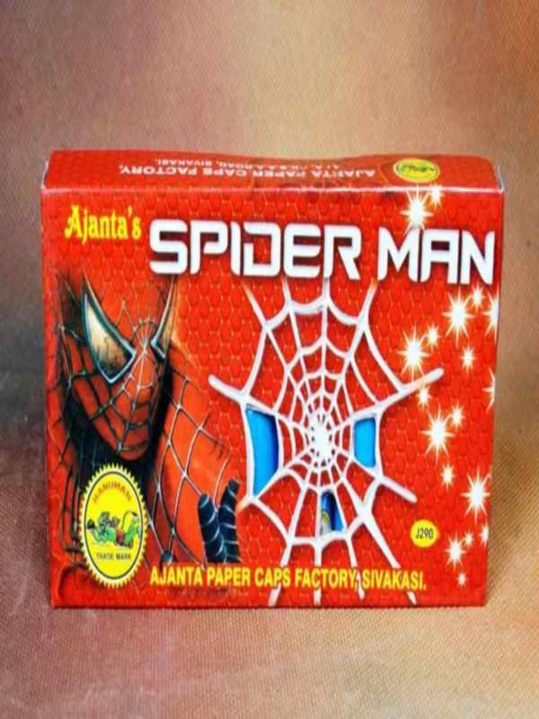 FNCY Spider Man Ajnta