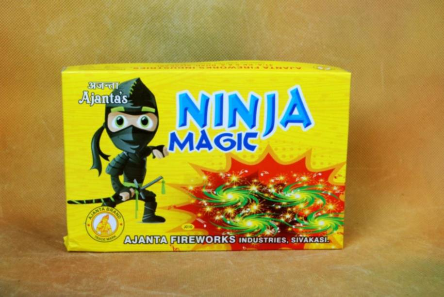 FNCY Ninja Magic 5 Pc Ajanta