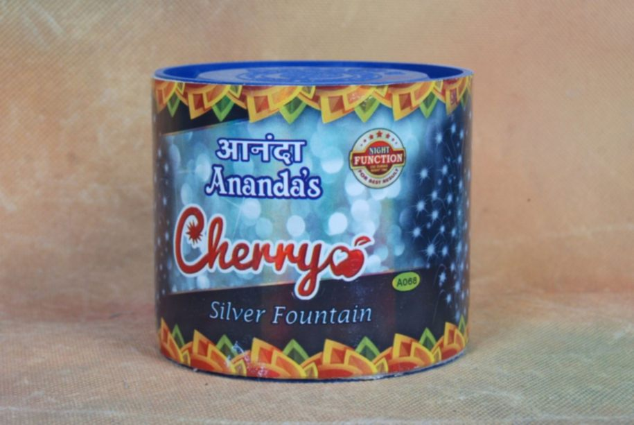 Fancy Cherry 1 Pc Ajanta