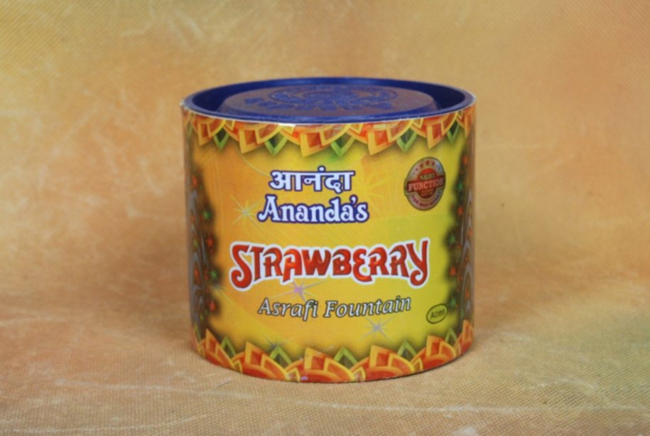 Fancy Strawberry 1 Pc Ajanta