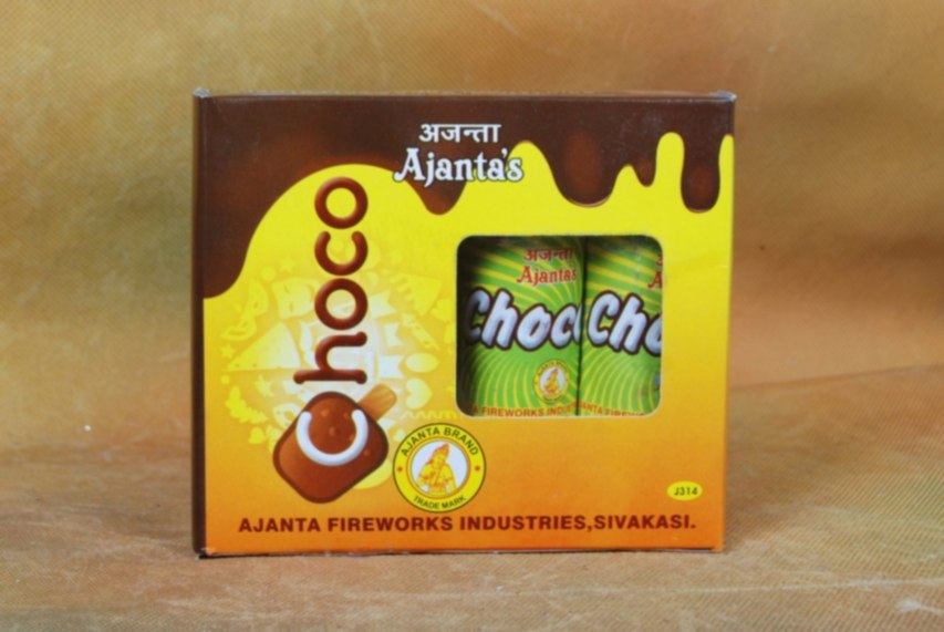 Fancy Choco  Ajanta 2 Pc