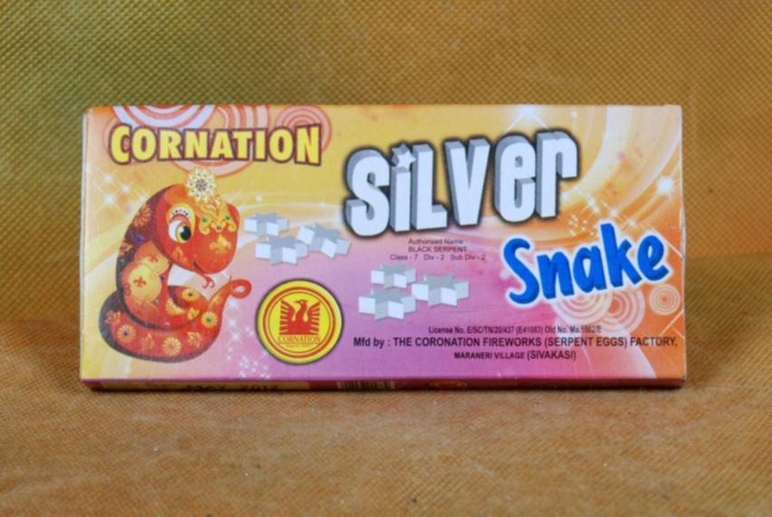 Sanp Silver Snake Coronation