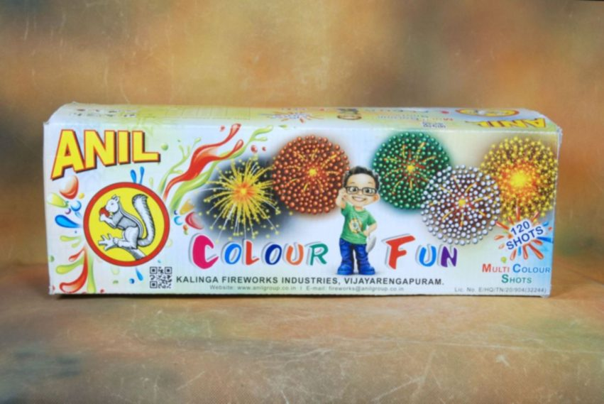 FSHOT Colour Fun Anil