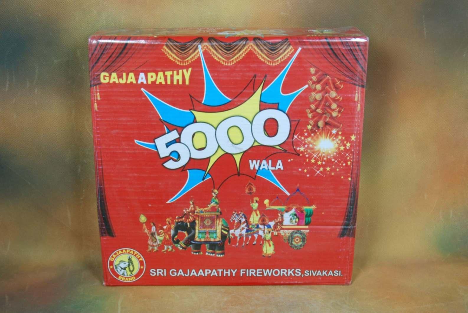 Garland 5000 Wala Gajapathy 1 Box
