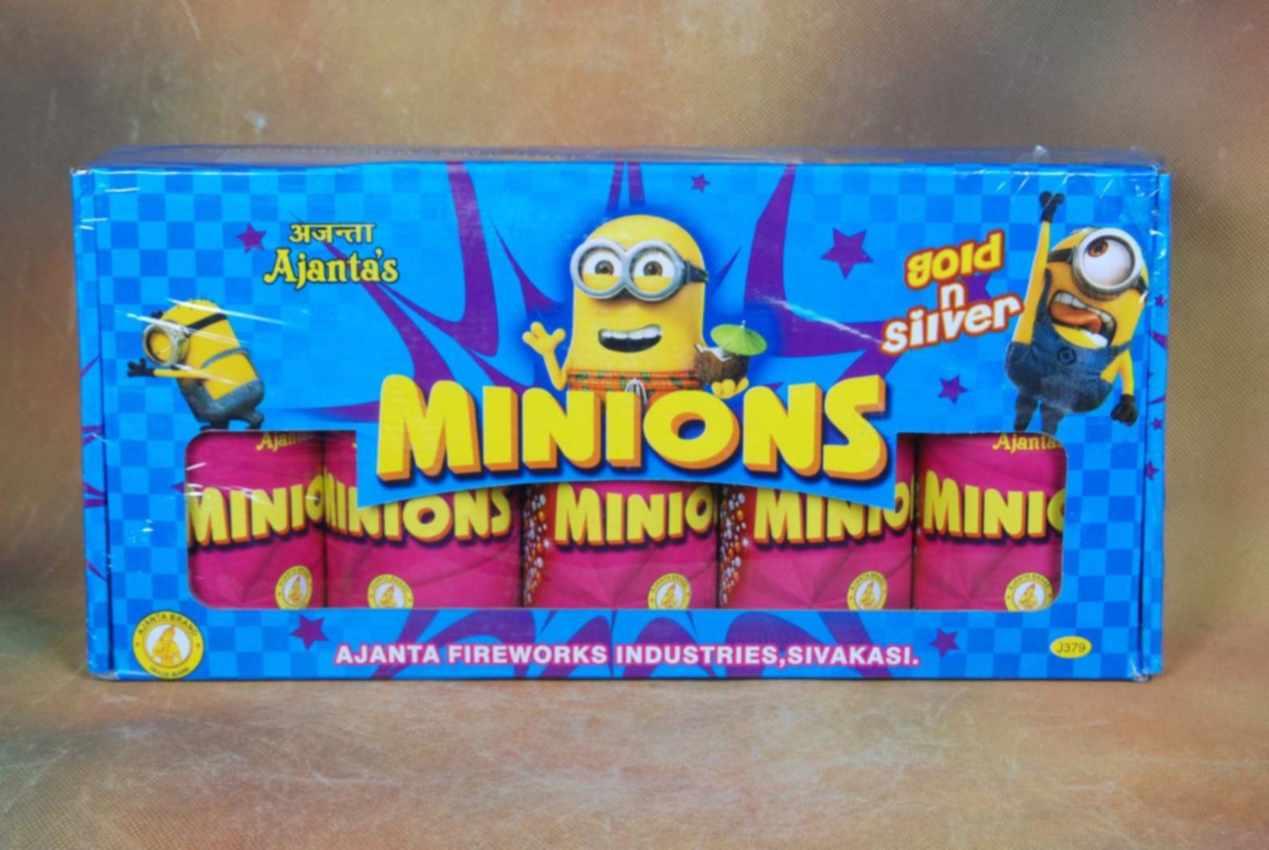 Fancy Minions Ajanta 5 Pc