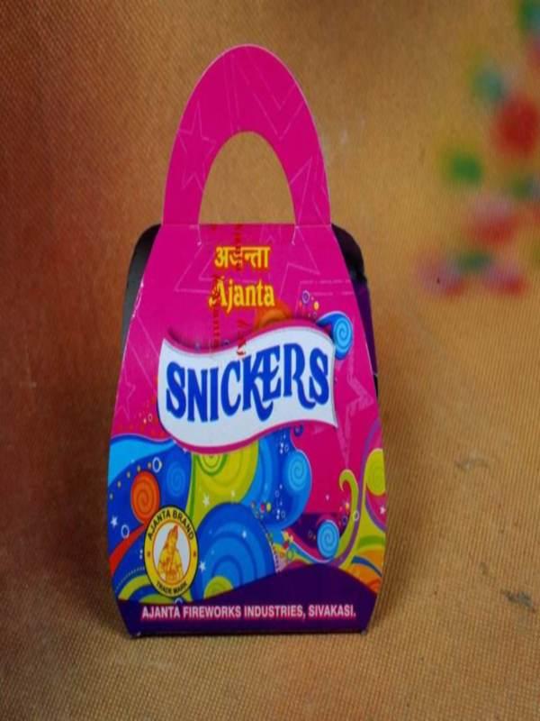 FNCY Snickers Ajanta 1 Pc