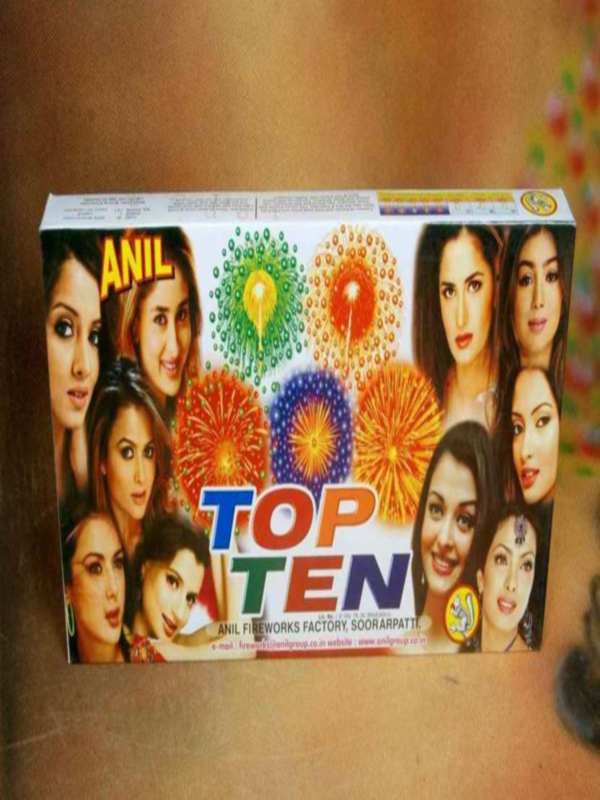 FNCY Top Ten Anil 10 Pc