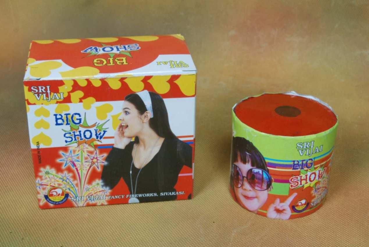 Fancy Crackling Big Show Vijai 1 Pc