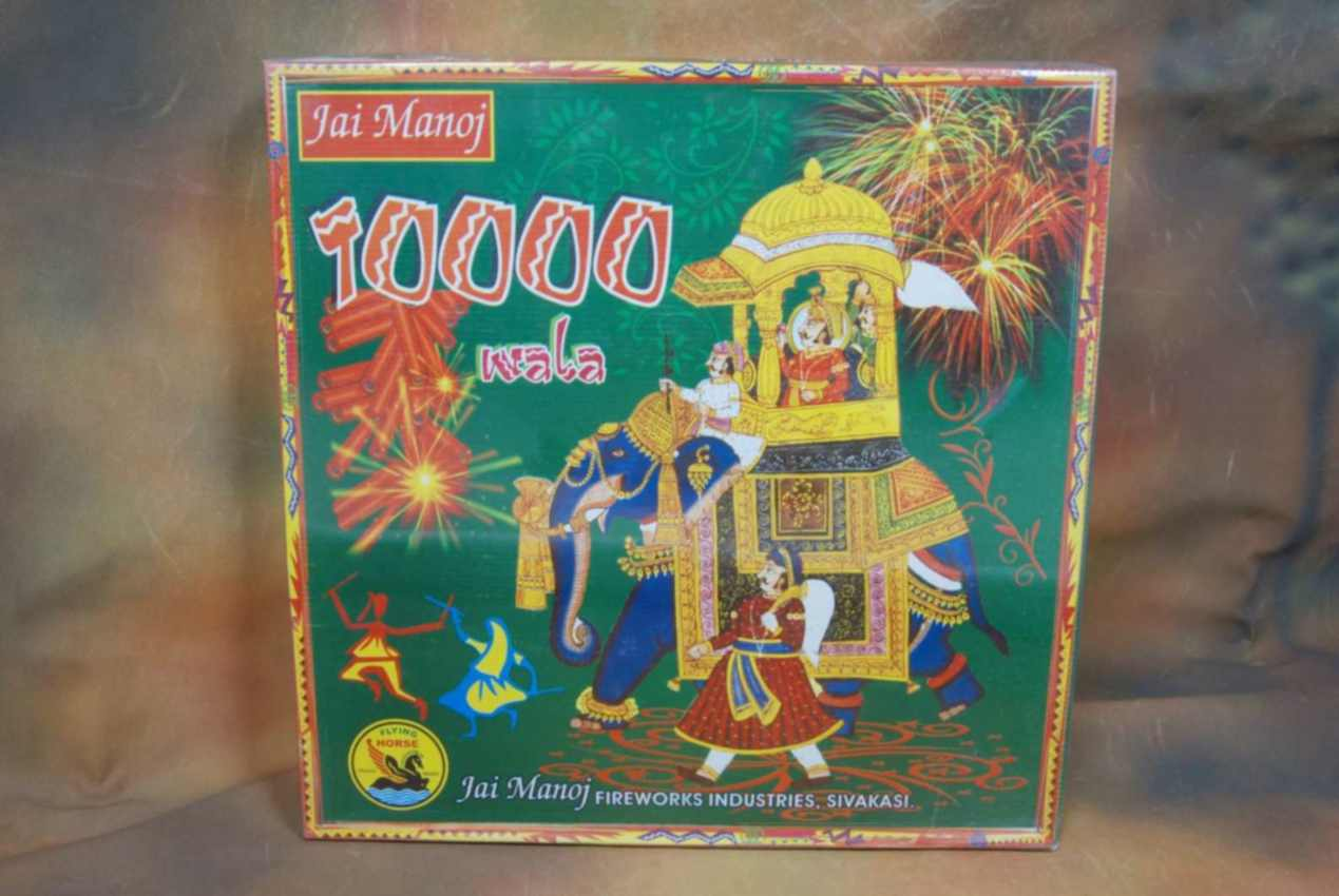 Garland 10000 Wala Jai Manoj 1 Box