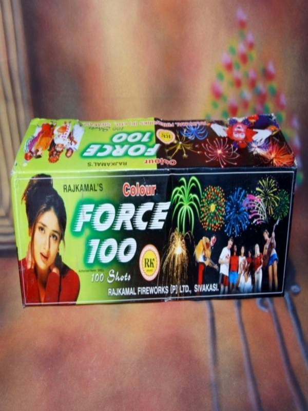 FSHOT 100 Colour Force Raj
