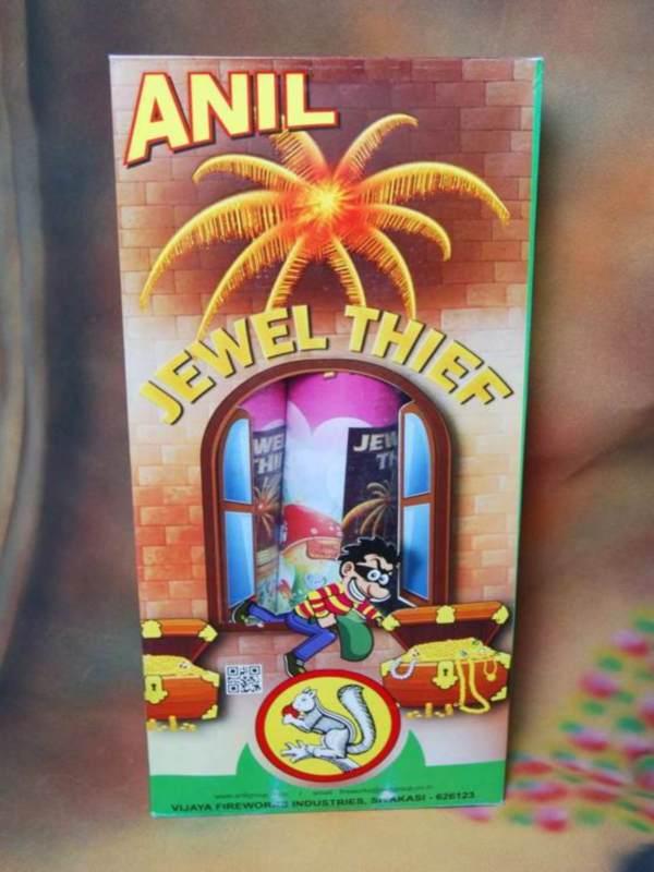 FNCY Jewel Thief 2 Pc Anil