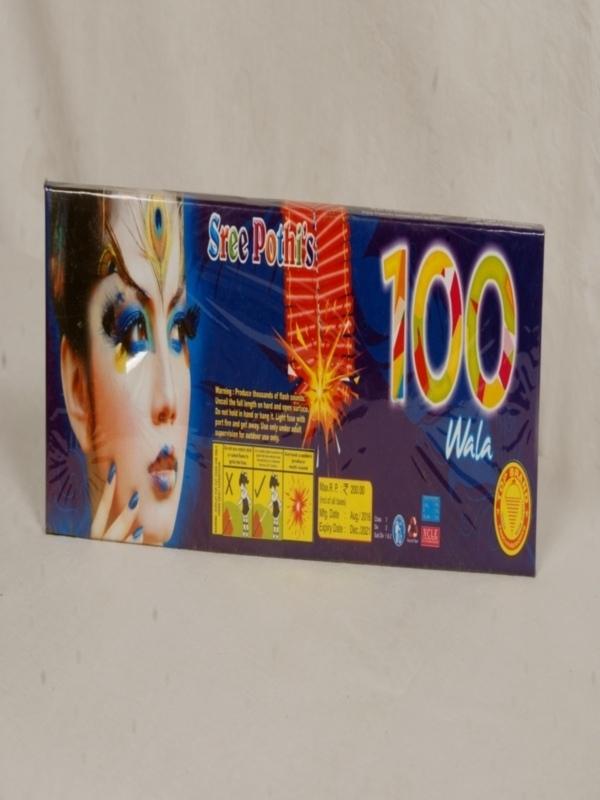 Garland 100 Wala Pothi 1 Box