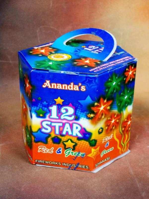 FSHOT 12 Star Bomb Ananda