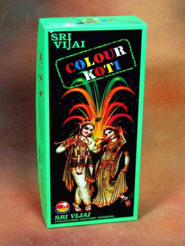 FP Colour Koti vijai